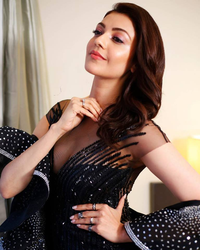 Sexy Kajal Agarwal Photos from Aspara Awards - Sexy Actress Pictures | Hot Actress Pictures