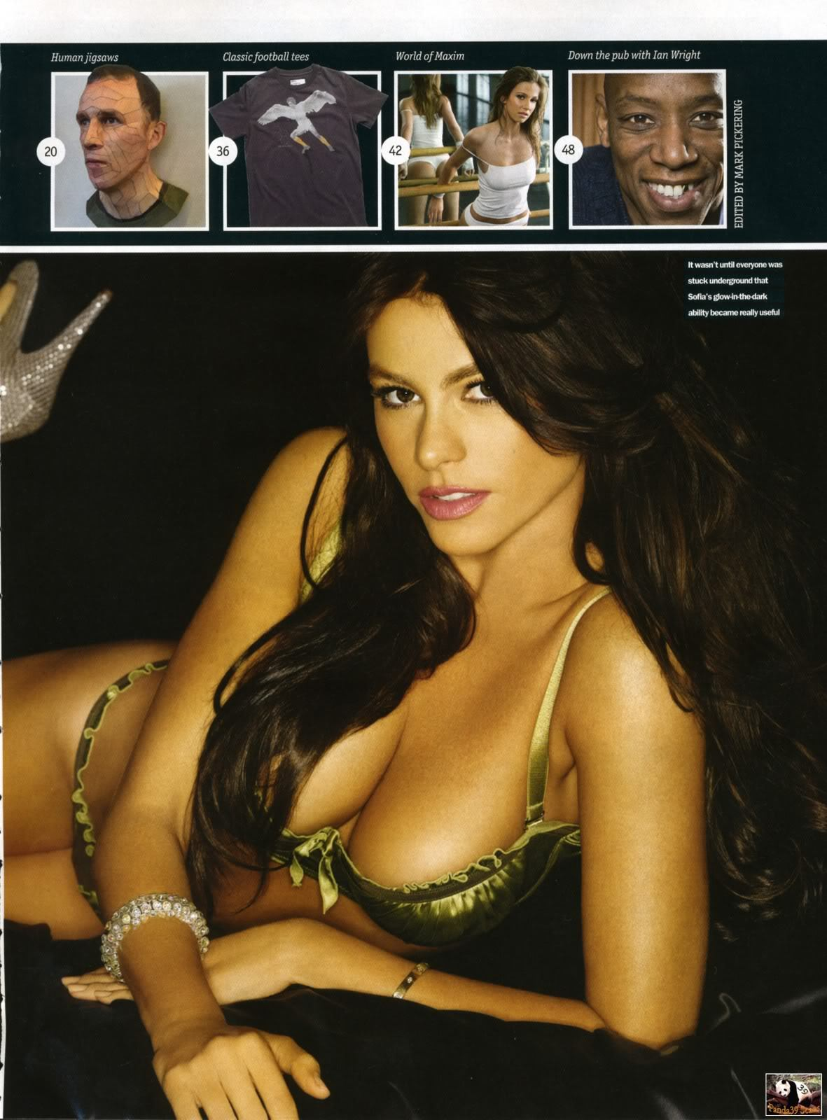 Sofia Vergara - Maxim Inbox - July 2008 - Sexy Actress Pictures | Hot Actress Pictures