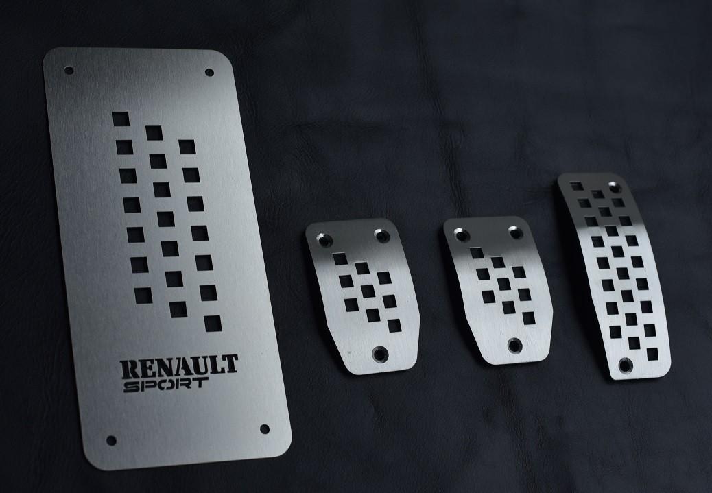JUEGO DE PEDALES RENAULT MEGANE IV ORIGINALES SPORT PEDALIER PEDALI SPORT
