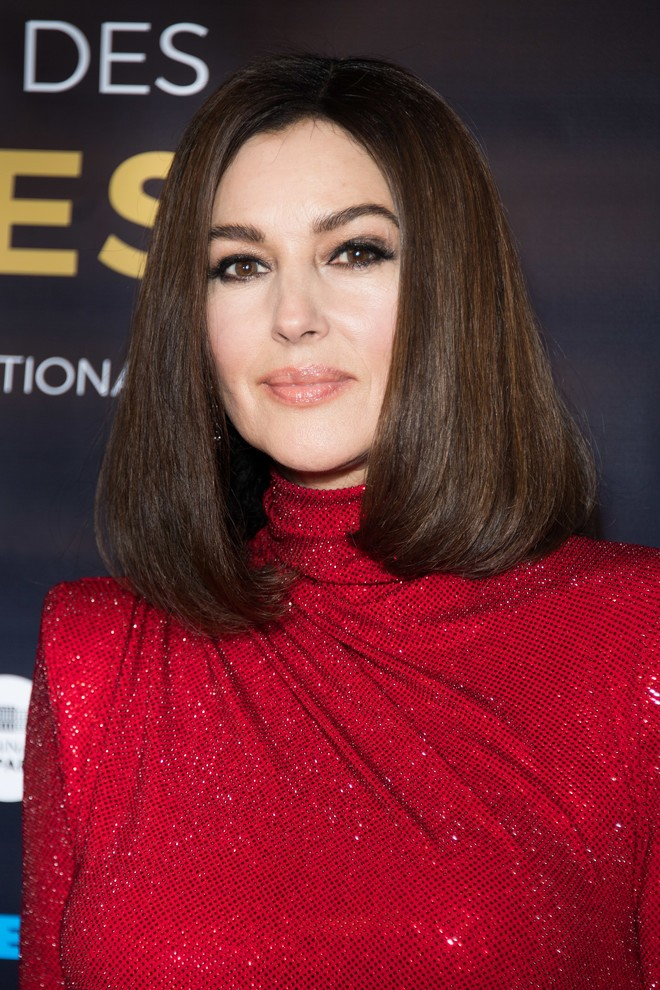 Monica Bellucci at the Lumieres Awards 2018 - Sexy Actress Pictures | Hot Actress Pictures - ActressSnaps.com