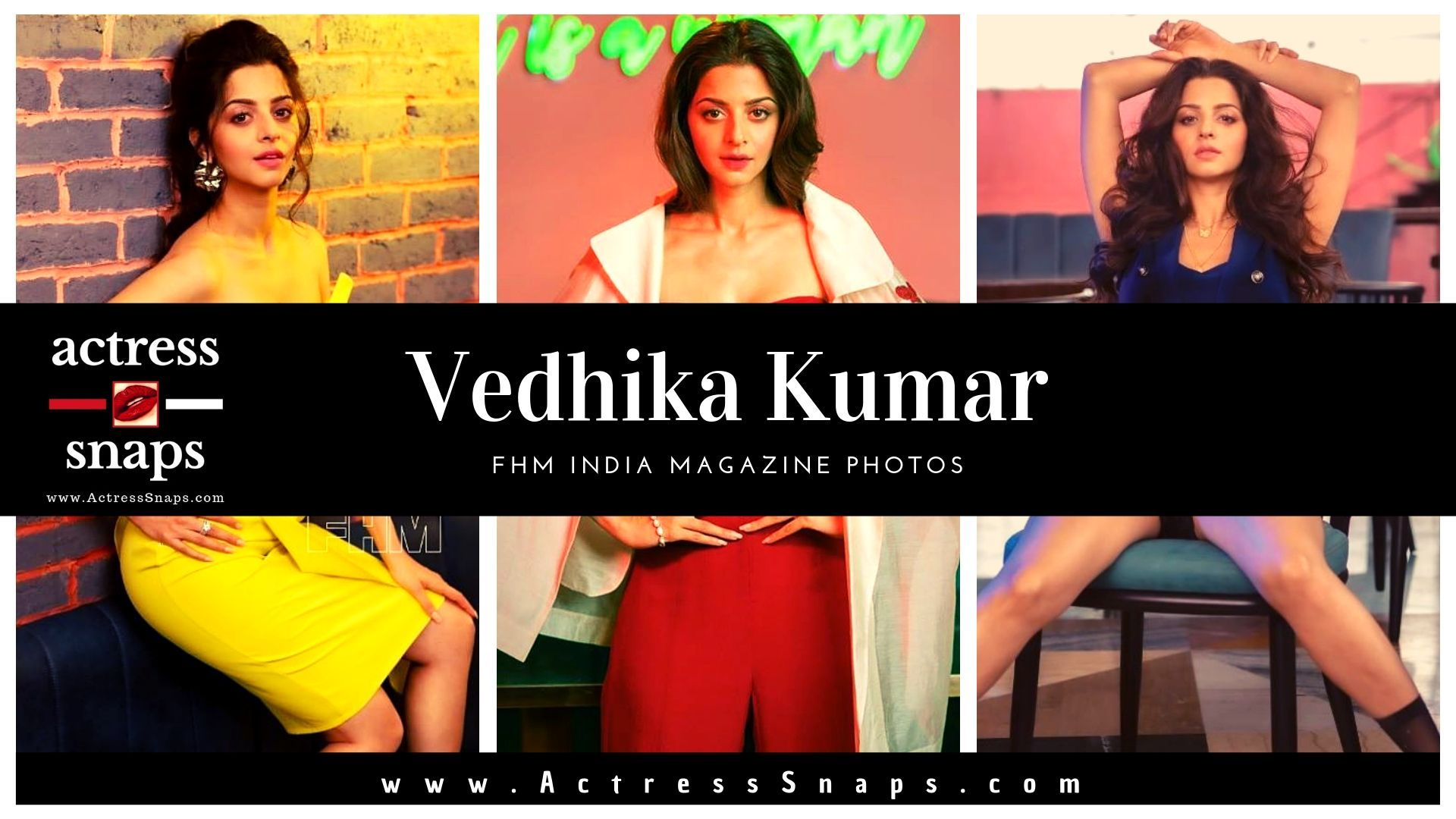 Vedhika Kumar - FHM India Scans - Sexy Actress Pictures   Hot Actress Pictures - ActressSnaps.com