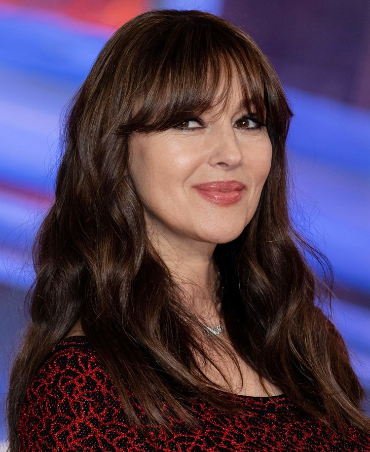 Monica Bellucci at Marrakech Film Festival - Sexy Actress Pictures | Hot Actress Pictures - ActressSnaps.com