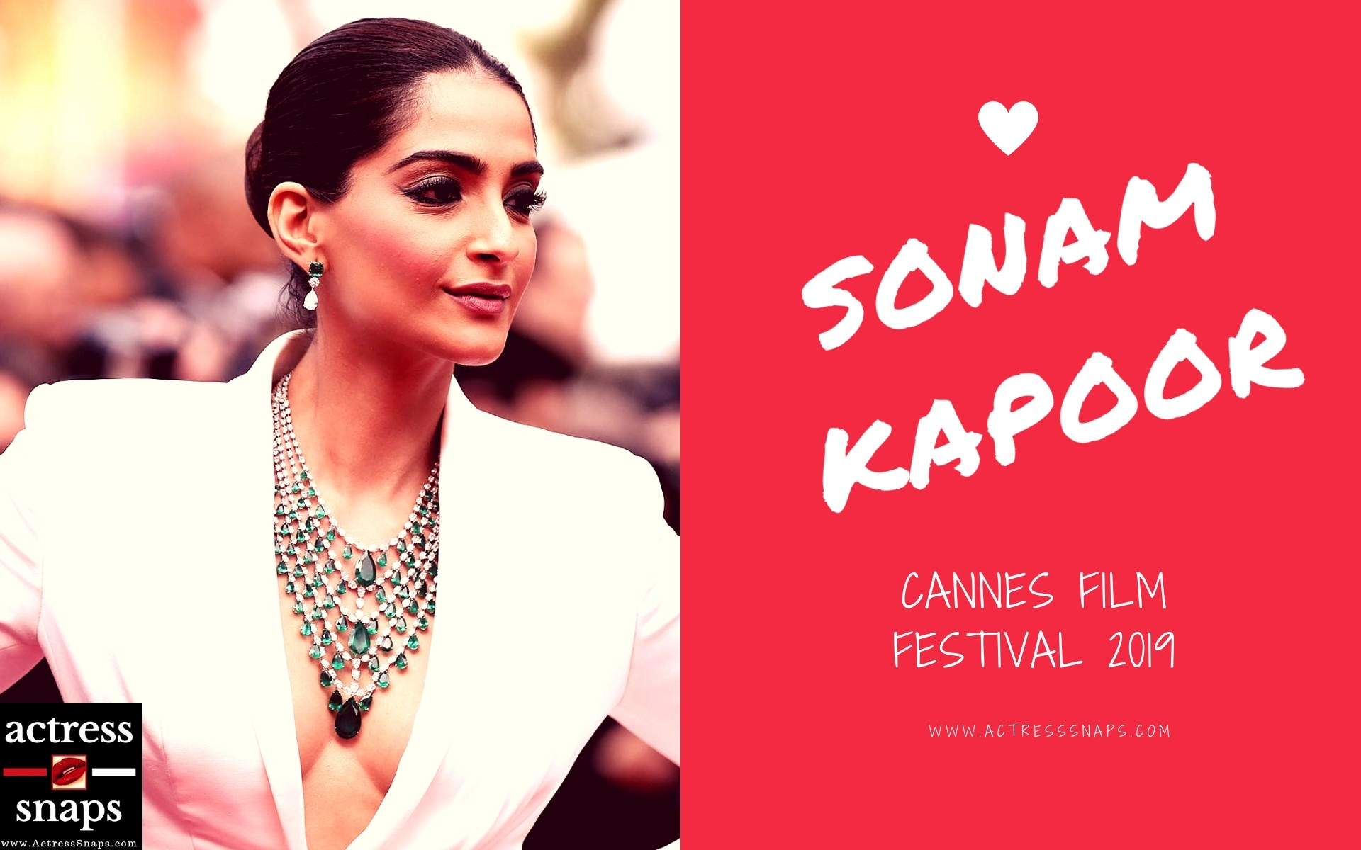 Sonam Kapoor at Cannes 2019 Film Festival - Sexy Actress Pictures | Hot Actress Pictures - ActressSnaps.com