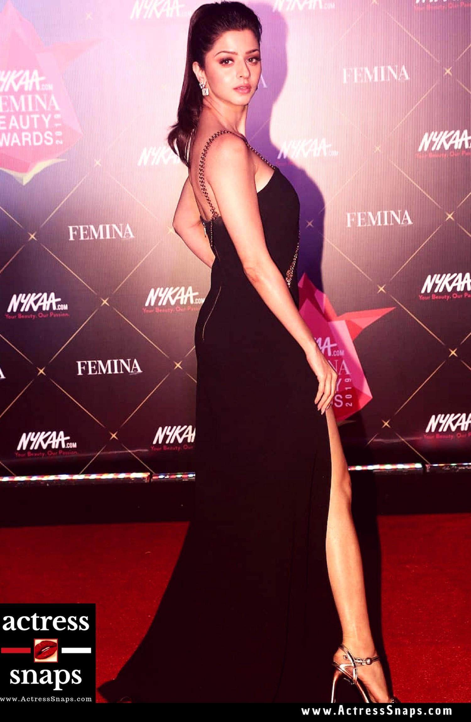 Vedhika Photos from Nyka Femina Awards - Sexy Actress Pictures | Hot Actress Pictures - ActressSnaps.com