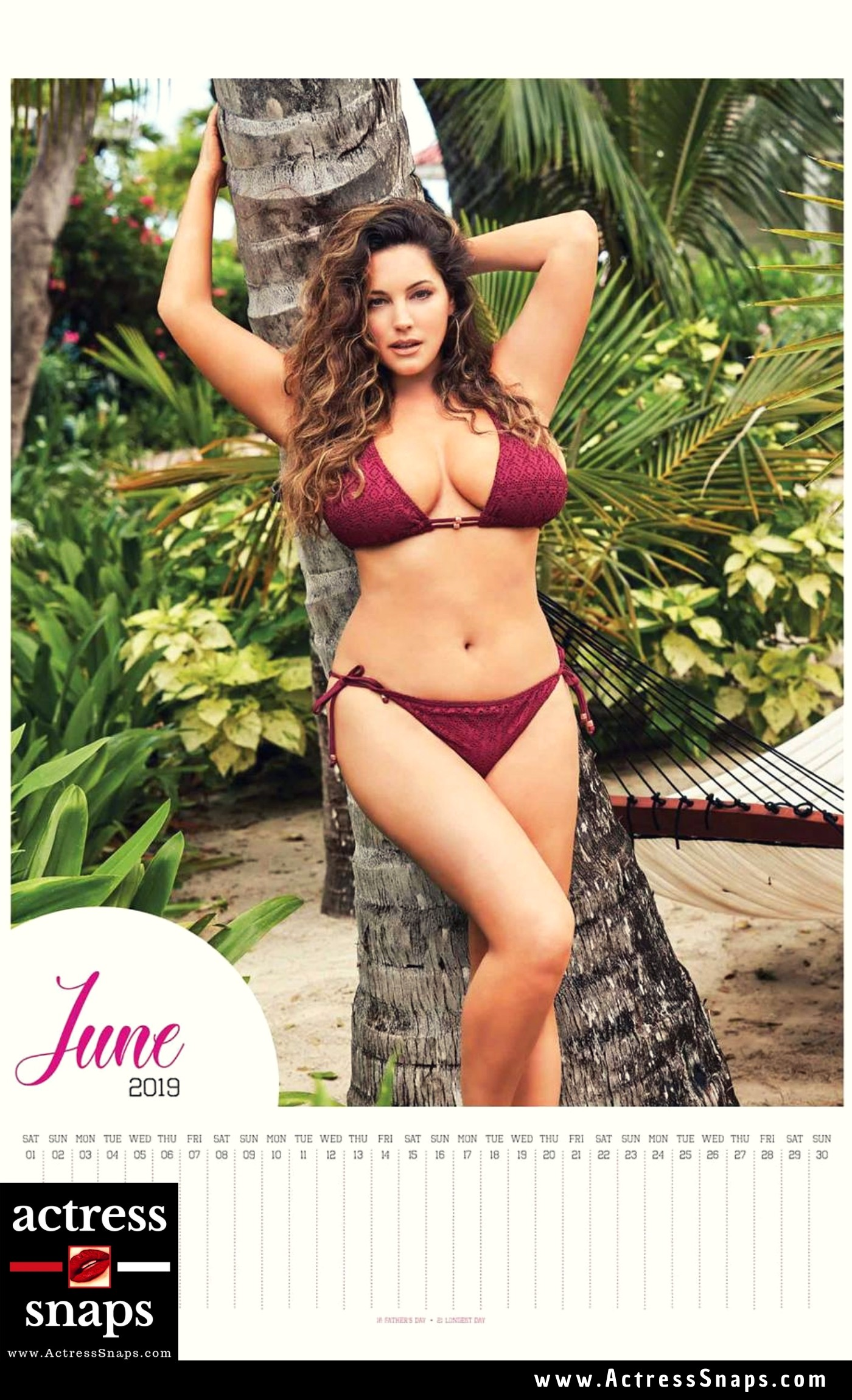 Kelly Brook - 2019 Calendar Photo Shoot - Sexy Actress Pictures | Hot Actress Pictures - ActressSnaps.com