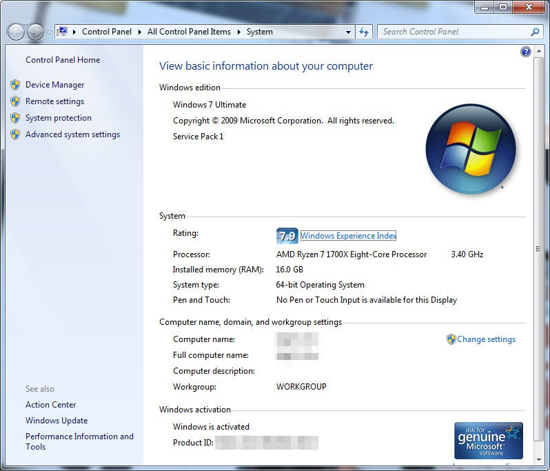 Windows 7 Install - ASRock Forums - Page 1