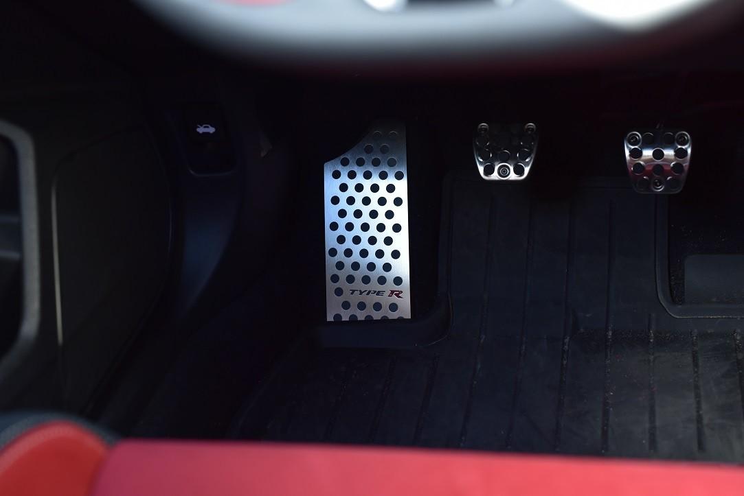 FOOTREST HONDA CIVIC X TYPE-R FK8 GT SPORT PLUS PRESTIGE TOURING i-VTEC 2017