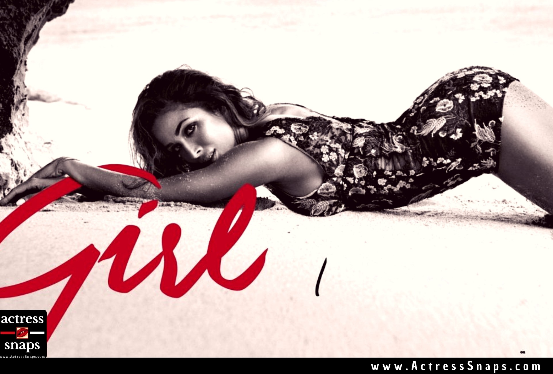 Malaika Arora - Sexy GQ magazine Scans #MalaikaArora #Bollywood