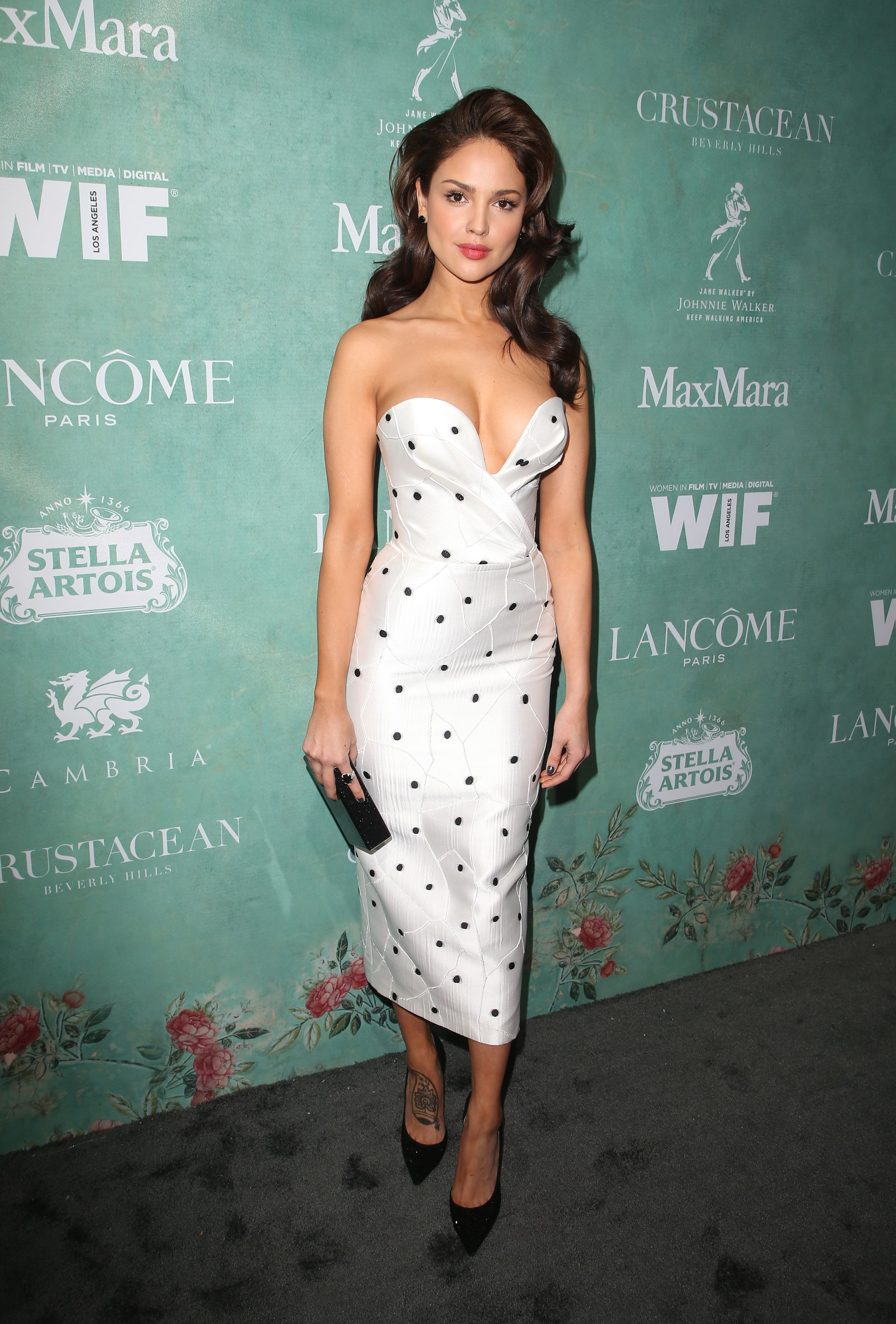 Eiza Gonzalez - Women in Film Pre-Oscar Cocktail Party Photos - Sexy Actress Pictures | Hot Actress Pictures - ActressSnaps.com