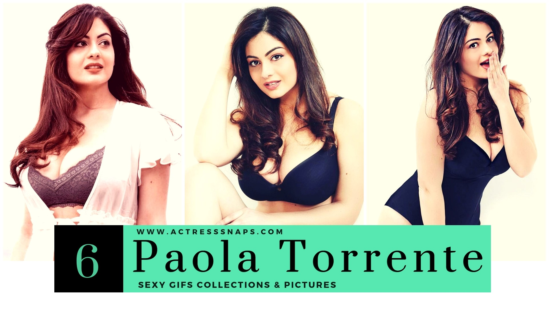 Sexy Paola Torrente GIFs Collection - Sexy Actress Pictures | Hot Actress Pictures - ActressSnaps.com