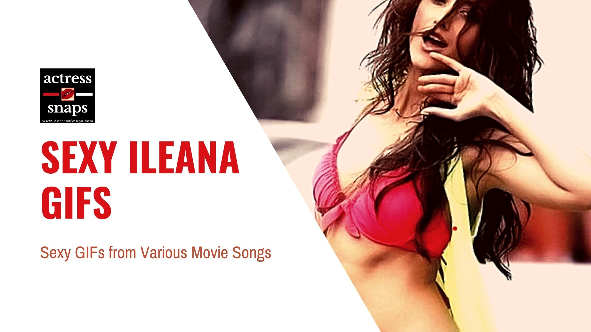 Sexy Ileana Songs GIFs - Sexy Actress Pictures | Hot Actress Pictures - ActressSnaps.com