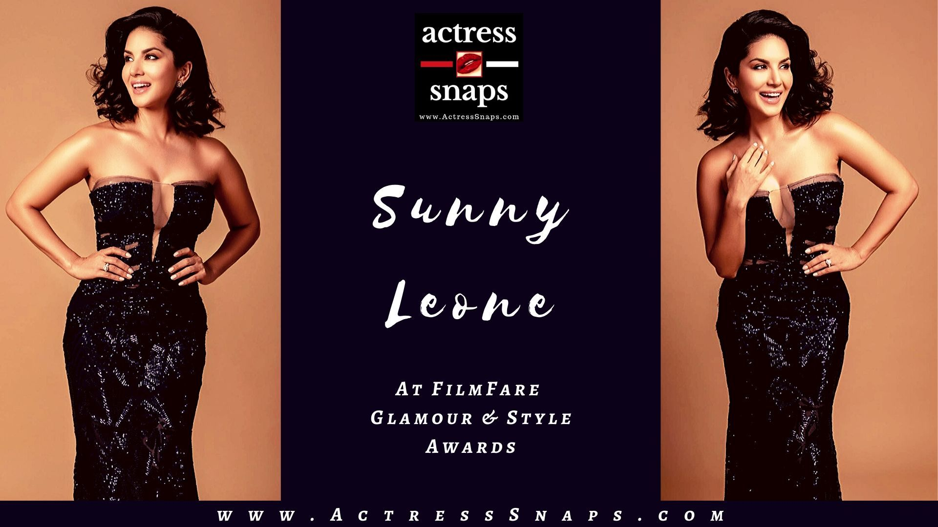 Sunny Leone - Glamour & Style Awards - Sexy Actress Pictures | Hot Actress Pictures - ActressSnaps.com