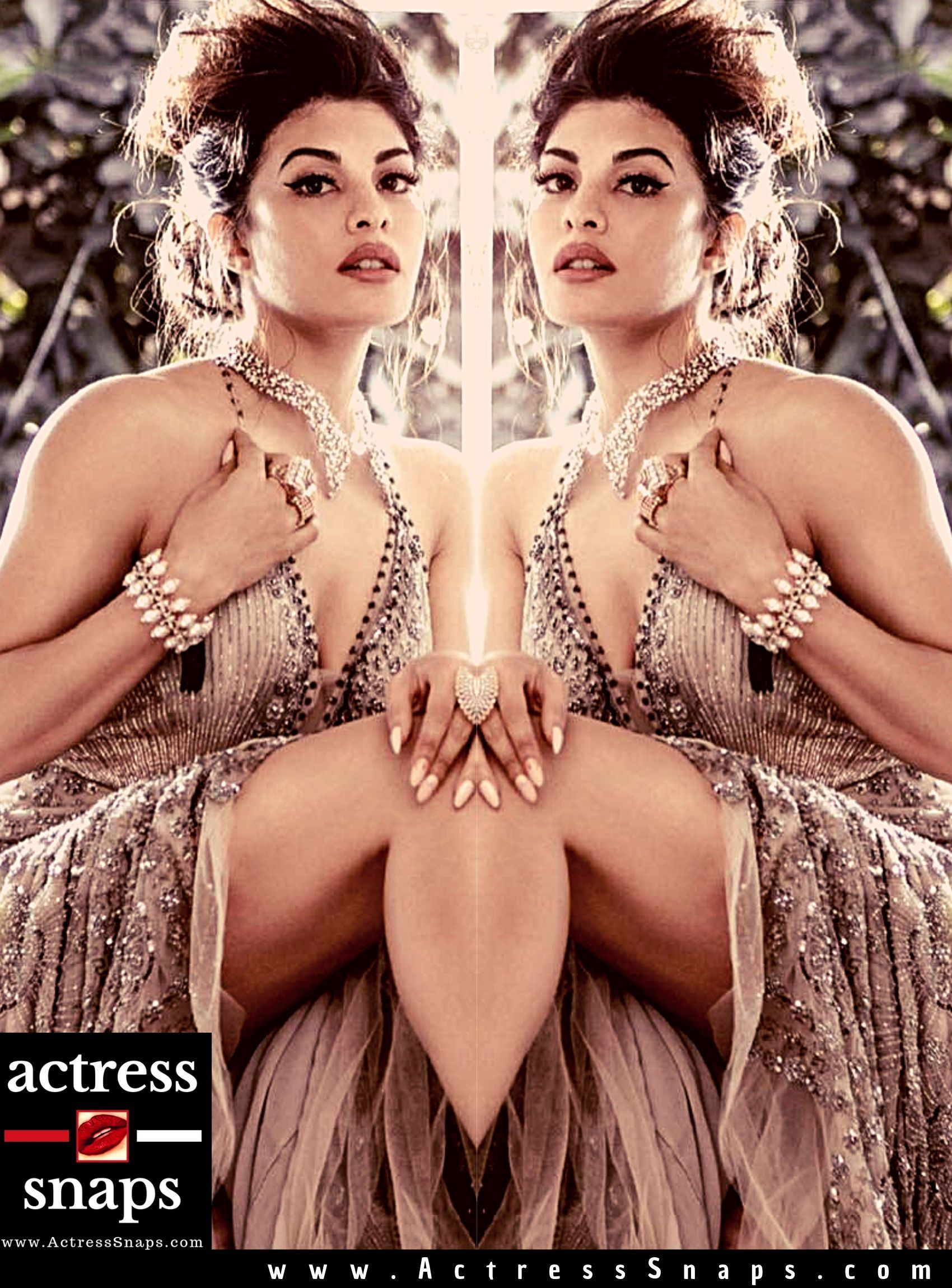 Jacqueline Fernandez - Brides Today Magazine - Sexy Actress Pictures | Hot Actress Pictures - ActressSnaps.com