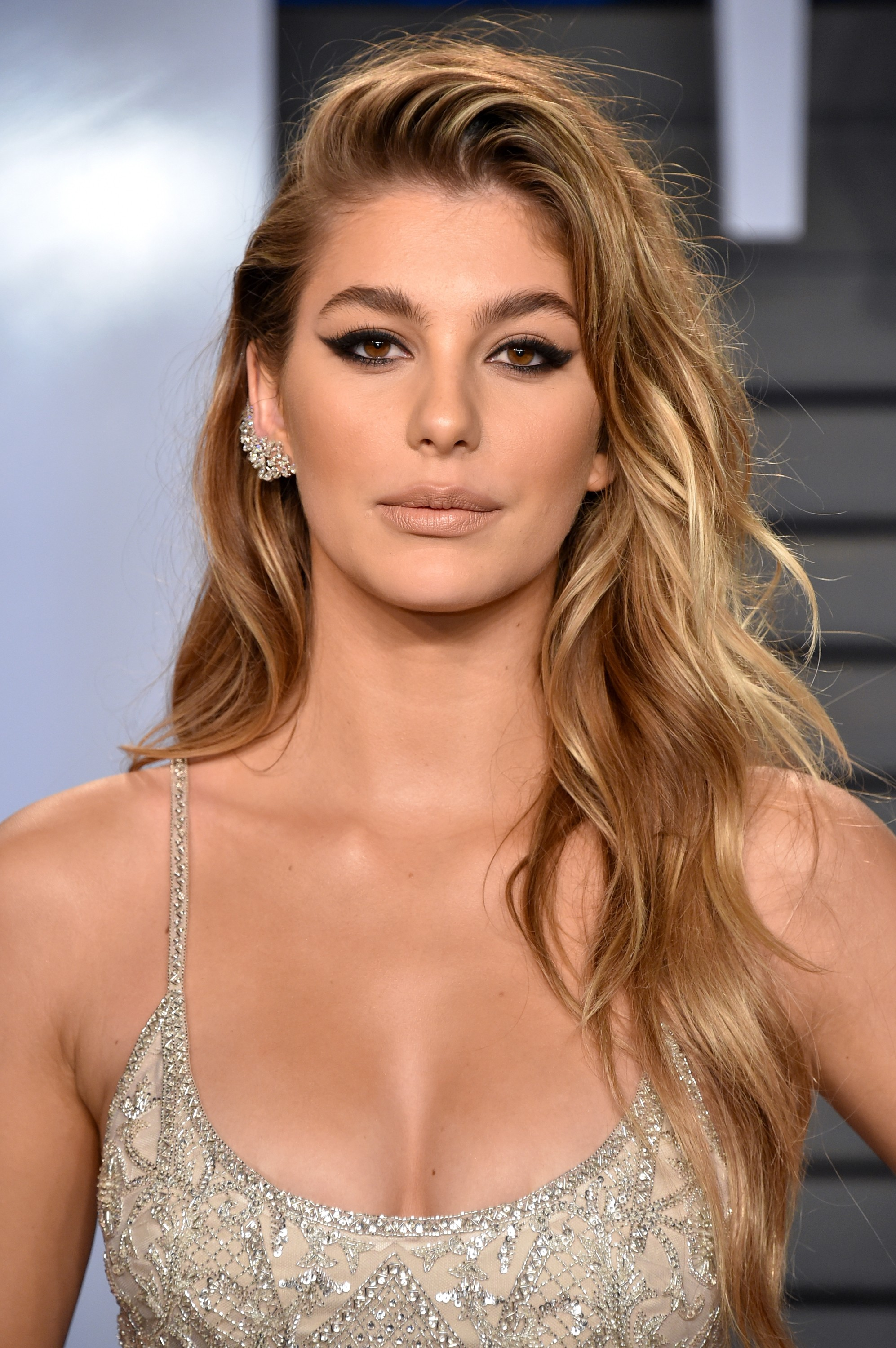 Camila Morrone at 2018 Vanity Fair Oscar Party Pictures - Sexy Actress Pictures | Hot Actress Pictures - ActressSnaps.com