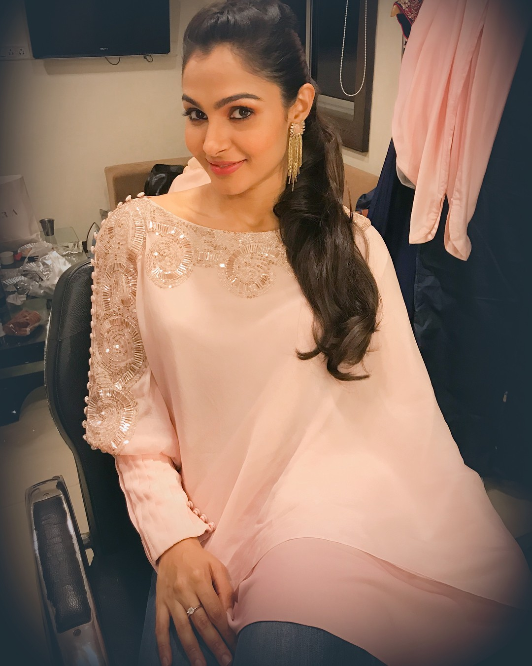 Latest Andrea Jeremiah Instagram Pictures - Sexy Actress Pictures | Hot Actress Pictures