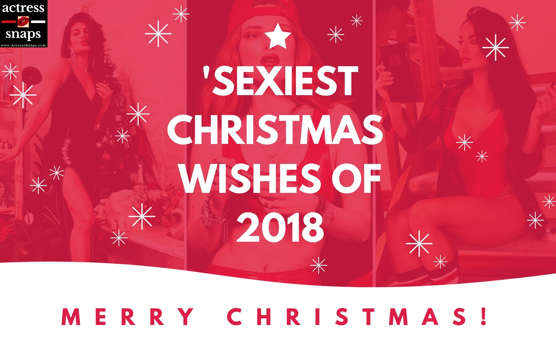 Sexy Christmas Wishes from Your Favourite Celebrity - Sexy Actress Pictures | Hot Actress Pictures - ActressSnaps.com