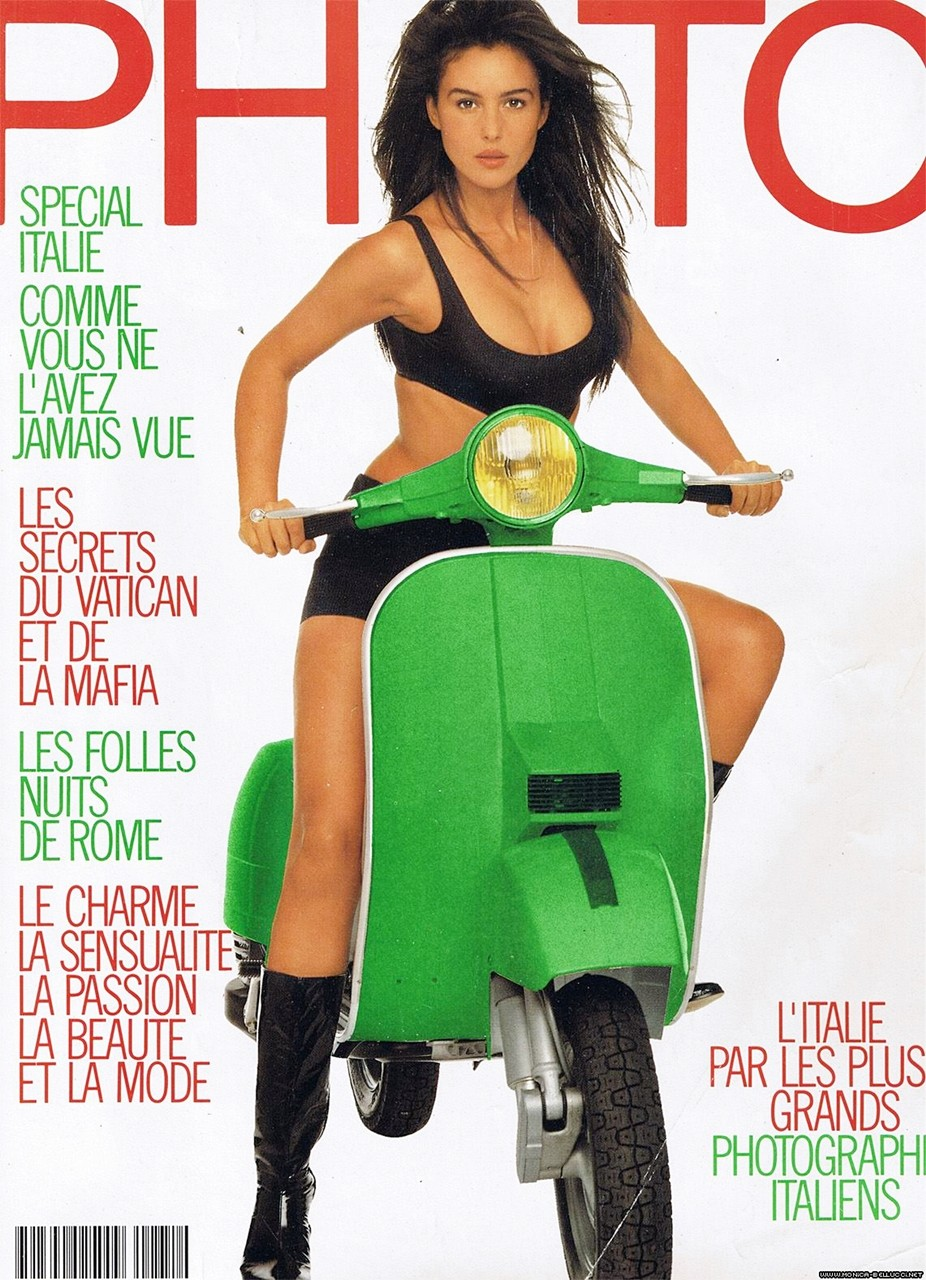 Monica Bellucci - Various Magazine Covers - Sexy Actress Pictures | Hot Actress Pictures - ActressSnaps.com