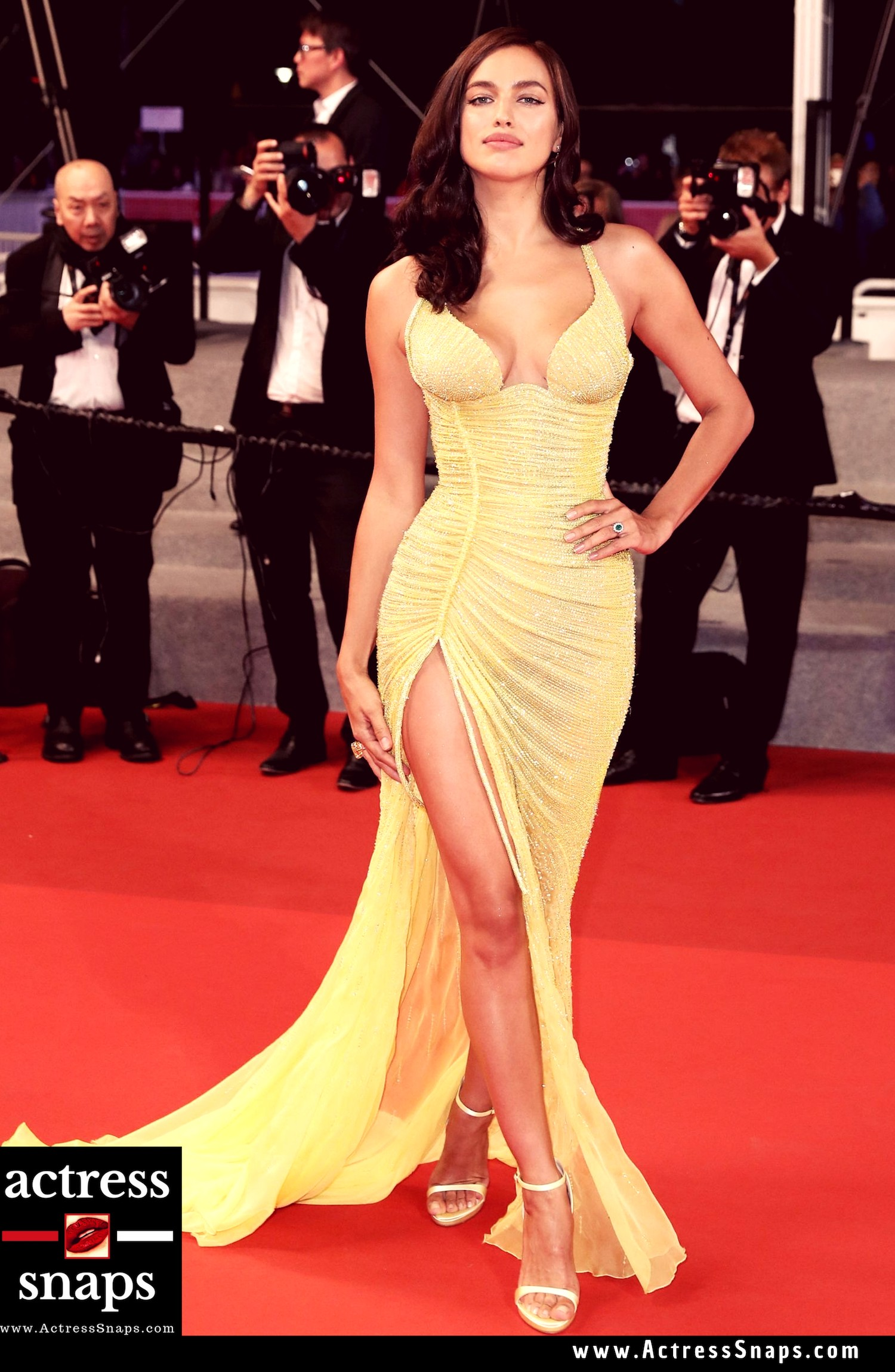 Irina Shayk - Sexy at the CANNES Festival - Sexy Actress Pictures | Hot Actress Pictures - ActressSnaps.com