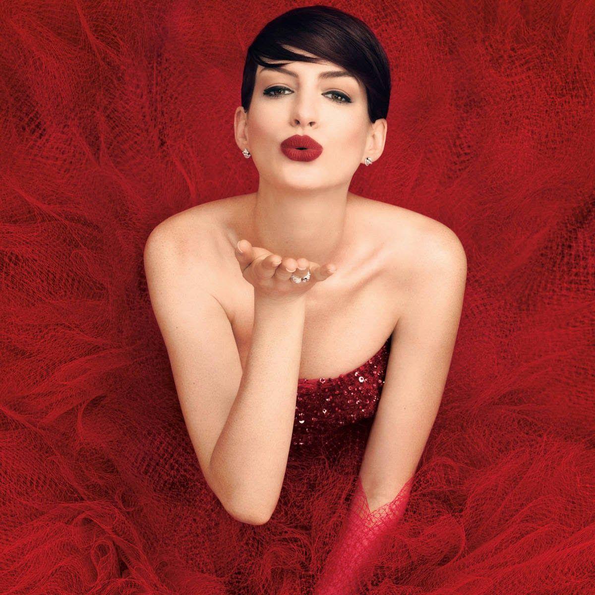 Anne Hathaway - Harper's Bazaar Magazine Photos - Sexy Actress Pictures | Hot Actress Pictures - ActressSnaps.com