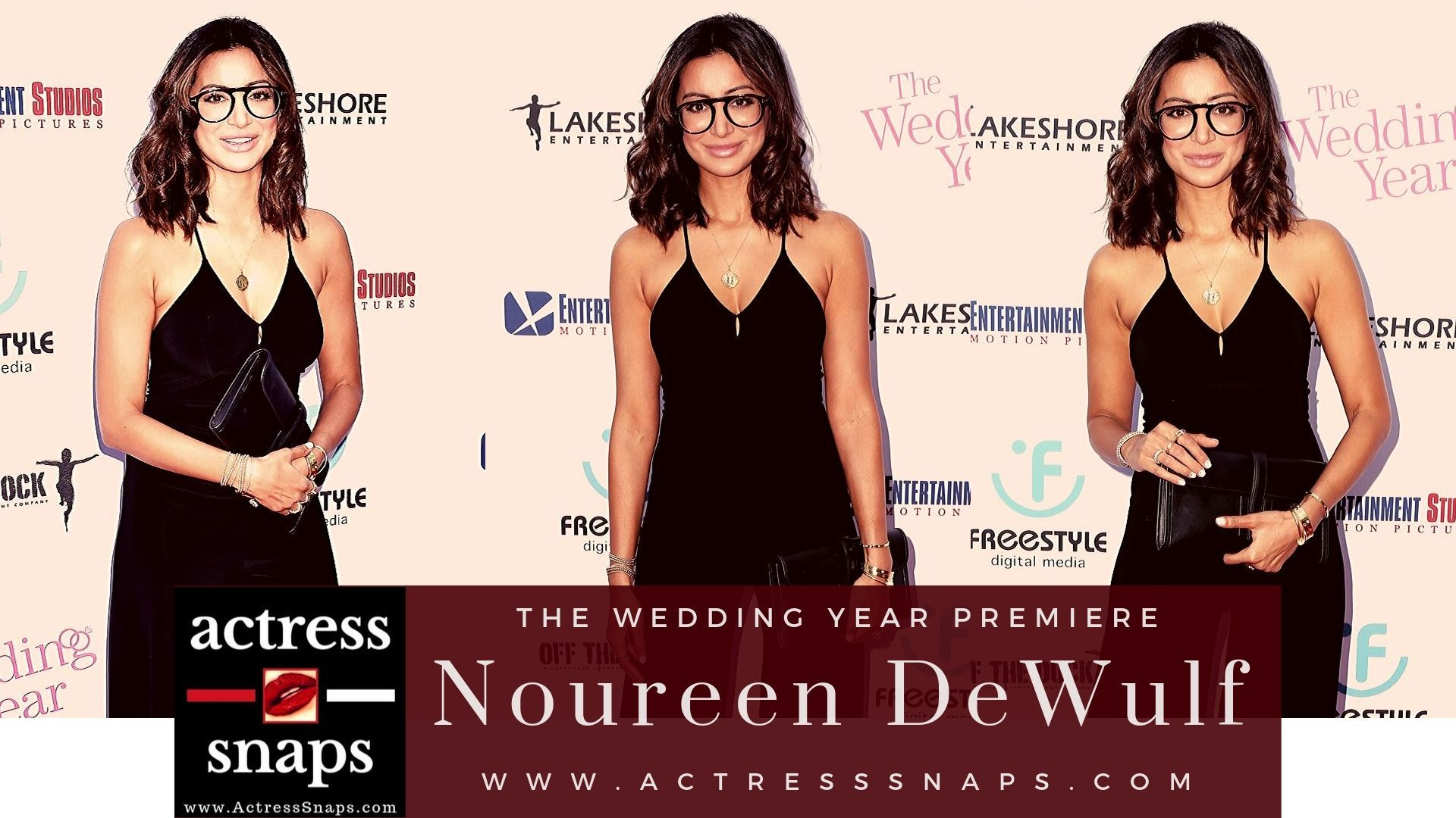 Noureen DeWulf - The Wedding Year Premiere - Sexy Actress Pictures | Hot Actress Pictures - ActressSnaps.com