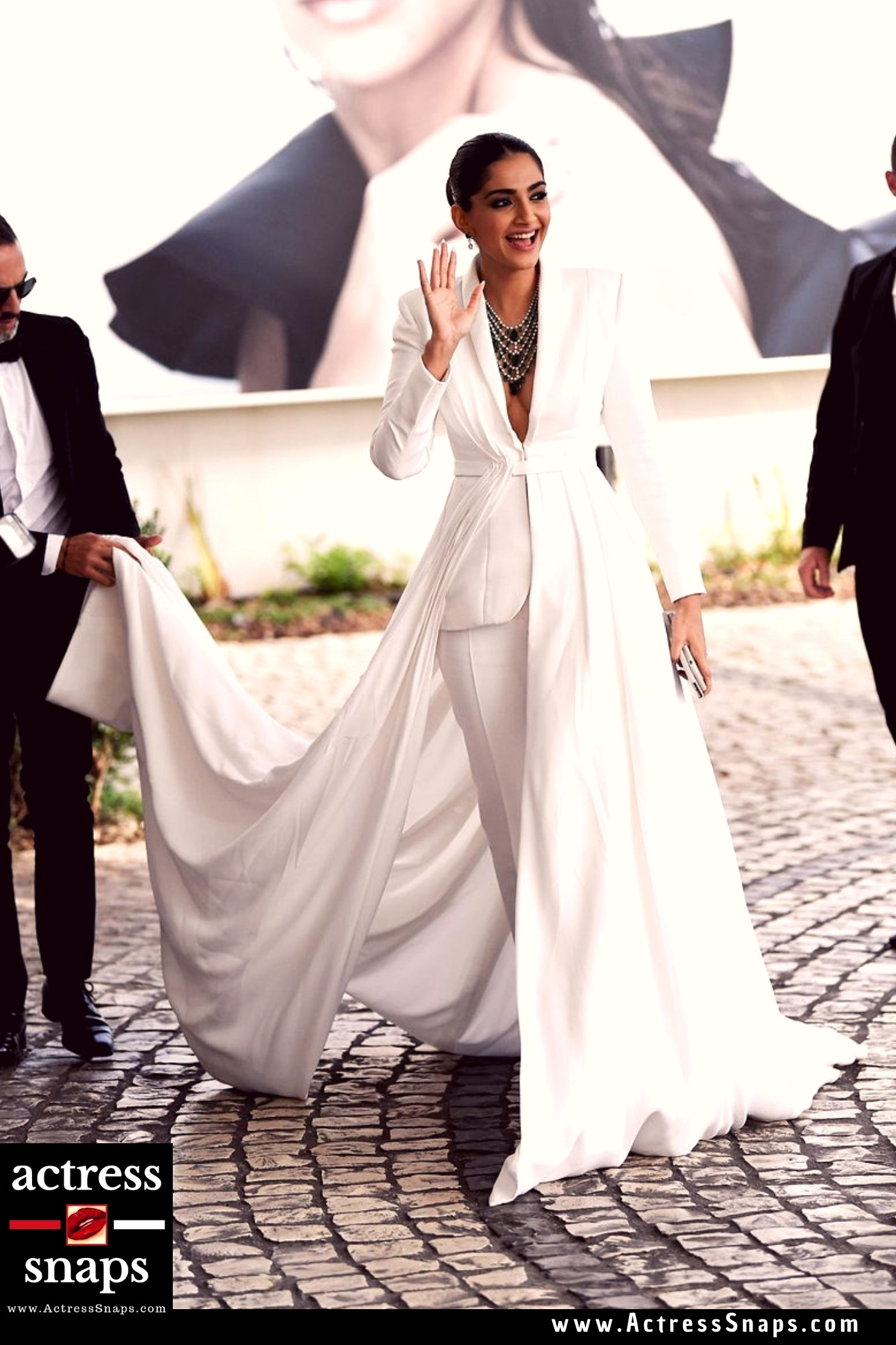 Sonam Kapoor at Cannes 2019 Film Festival - Sexy Actress Pictures   Hot Actress Pictures - ActressSnaps.com