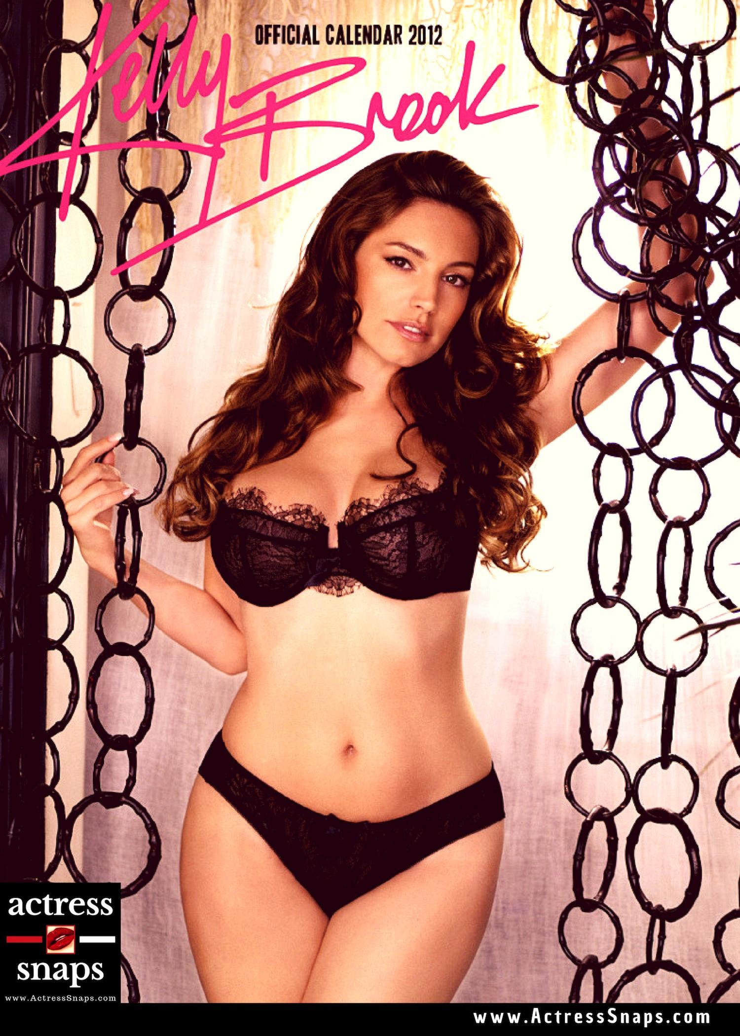 Kelly Brook - 2012 Calendar Photos - Sexy Actress Pictures | Hot Actress Pictures - ActressSnaps.com