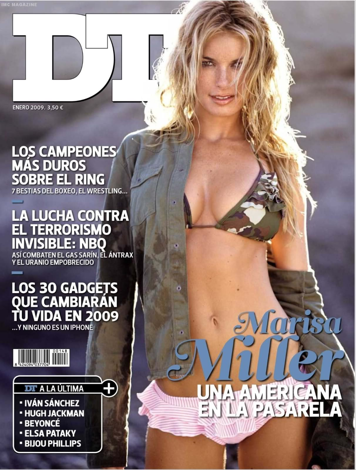 Marisa Miller From DT Magazine - Sexy Actress Pictures   Hot Actress Pictures - ActressSnaps.com