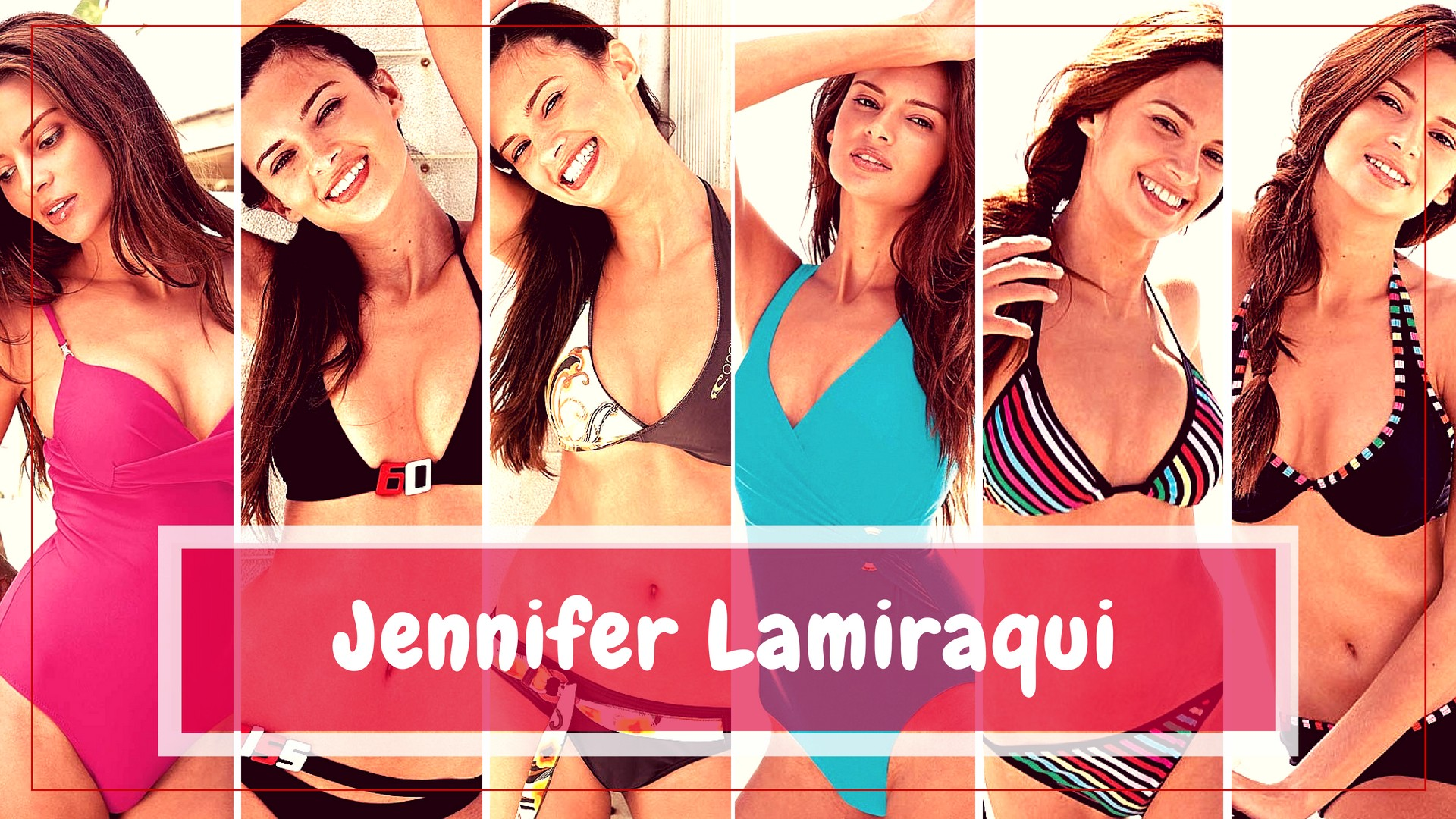 Jennifer Lamiraqui Sexy Swimwear Collection - Sexy Actress Pictures | Hot Actress Pictures - ActressSnaps.com