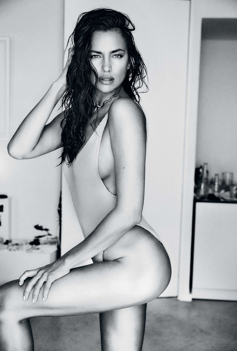 Irina Shayk - Evening Standard Magazine Scans - Sexy Actress Pictures | Hot Actress Pictures - ActressSnaps.com