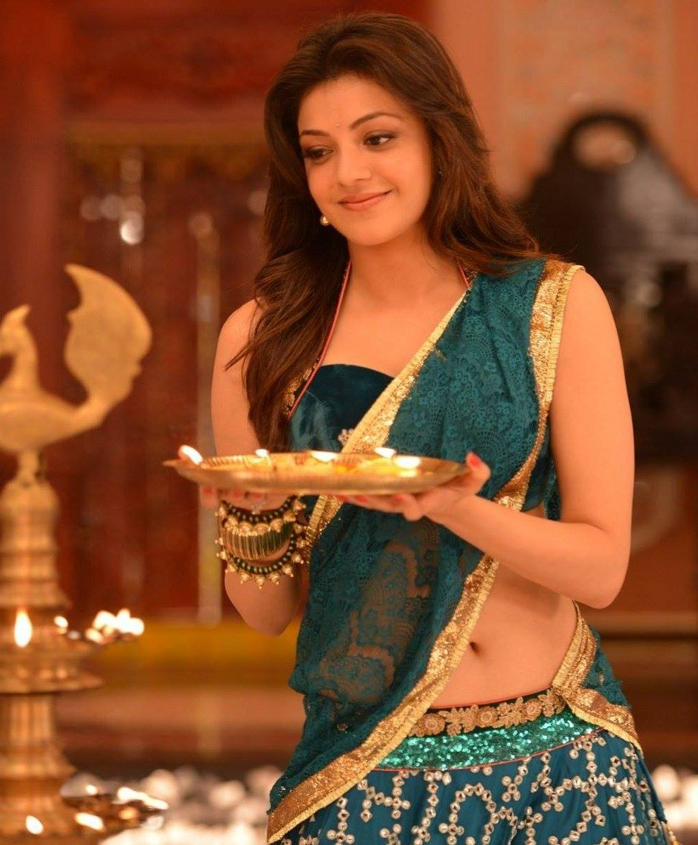 Sexy Kajal Agarwal Hot GIFs - Sexy Actress Pictures | Hot Actress Pictures