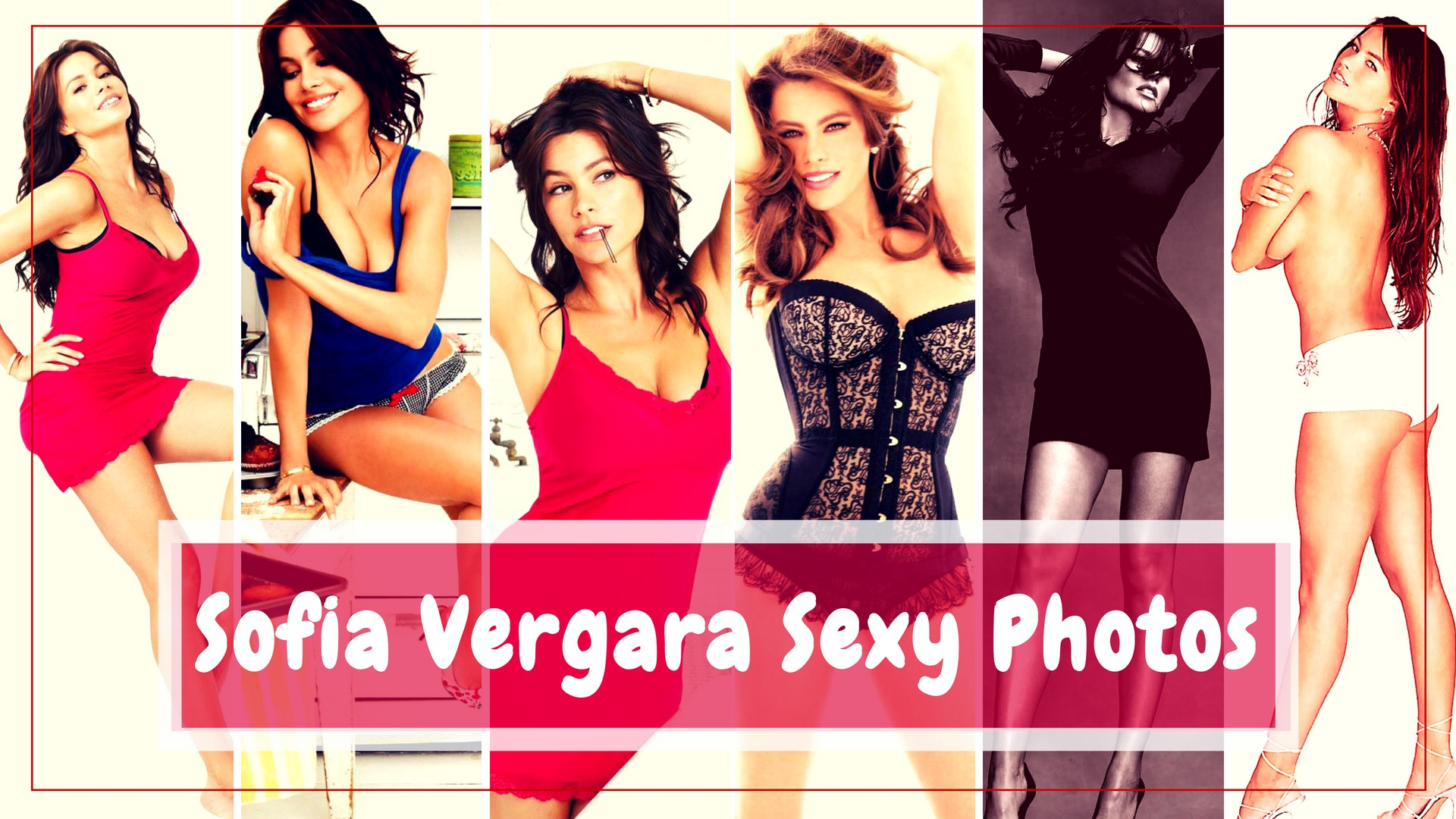 Sexy Sofia Vergara Photos Collection - Sexy Actress Pictures | Hot Actress Pictures - ActressSnaps.com